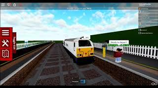 **MEGA RARE** Roblox Class 67 Cabride, Destination:Benford