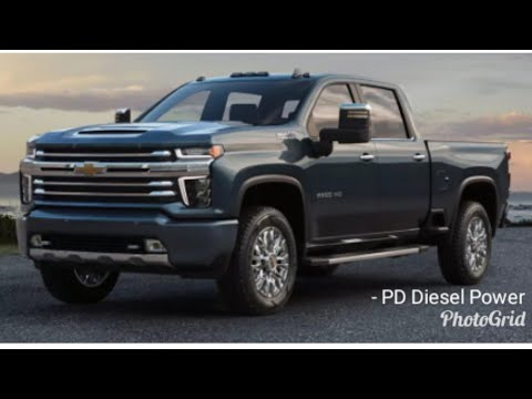 2020 Chevy/GMC heavy duty truck. Duramax. What do I think about them.