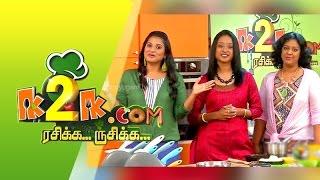 Rasikka Rusikka 20-04-2015 Ginger Chilly Chicken, Open Cup Burger & Seeyam – Puthuyugam Tv