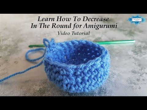 crochet magic ring | Magic ring crochet, Magic circle crochet ... | 360x480