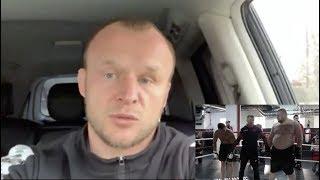 ДАЦИК ВЫИГРАЛ Реакция Шлеменко на бой Тарасов vs Дацик
