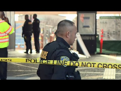 Raw Video: Police Shooting Shuts El Cerrito Del Norte BART Station