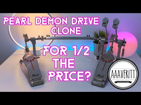 Demonator To Demon Drive: How To Upgrade A Pearl Double Bass Pedal From Single Chain To Direct Drive