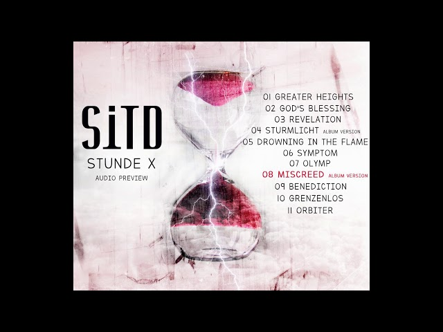 [:SITD:] - Stunde X - Audio Preview