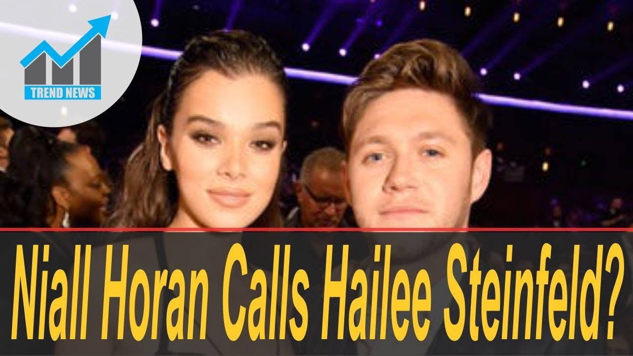 niall horan calls hailee steinfeld 39 the loveliest person. Black Bedroom Furniture Sets. Home Design Ideas