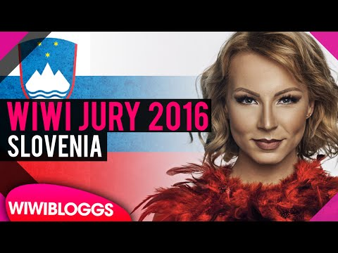 """Eurovision Preview 2016: Slovenia - ManuElla - """"Blue and Red"""" 
