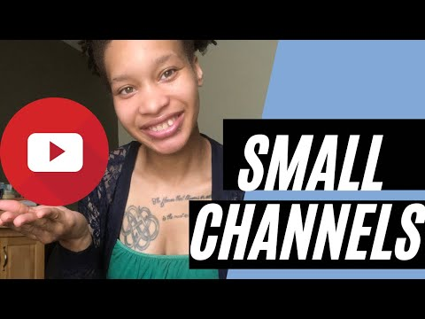 Small Youtuber Problems | Small Youtubers Support | Advice For YouTubers 2020