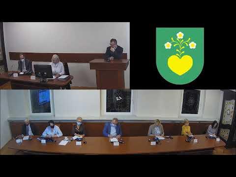 Sesja Rady Miejskiej w Radlinie w dniu 24.11.2020r.