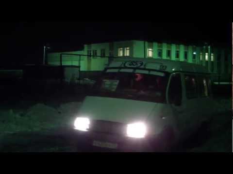 Алматы. Наглый водила автобуса №85, гос номер B 863 WFN