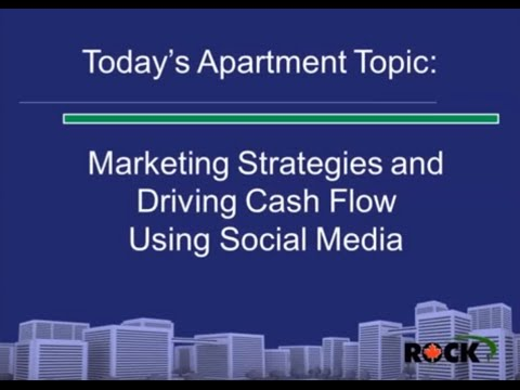 Marketing Strategies to drive cash flow in apartment buildings through inbound marketing