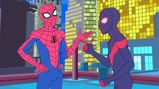 Marvel | Человек паук 2017 | сезон 1 серия 11 - Удивительная охота Крейвена