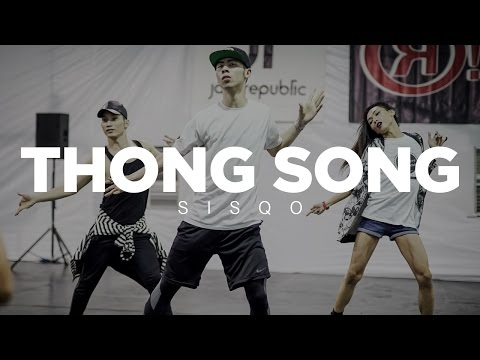 Thong Song - Sisqo | Limited Edition x Alex Pham Choreography | Summer Jam Dance Camp 2016