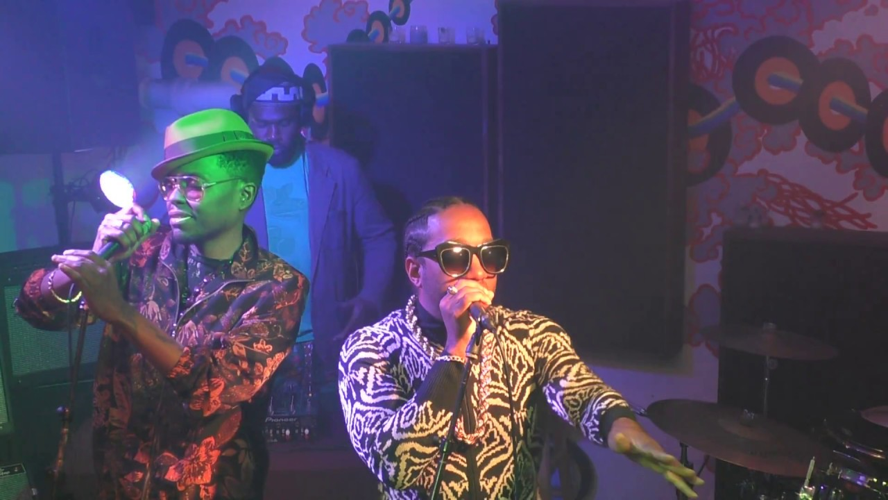 Camp Lo Shoots New Music Video
