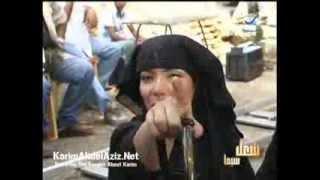 ميكنج فيلم أبوعلي - معاناة منى زكي اثناء التصوير (8)