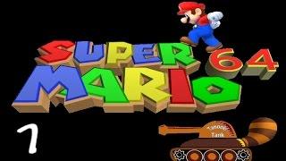 Let's Play Super Mario 64 - Part 1 - Mario, Ein Kuchen Und 120 Powersterne