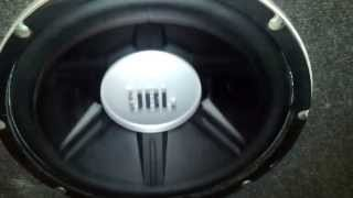 Homemade Subwoofer JBL GTO1214 1400W (Bass, I Love You)