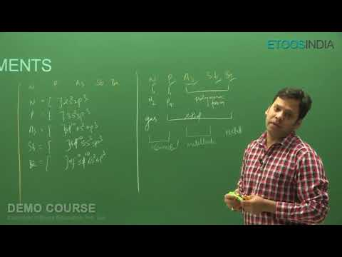 P block of Inorganic Chemistry for NEET by PMS Sir 3