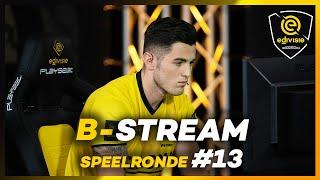 B-STREAM I SPEELRONDE 13 I eDivisie 2019-2020 FIFA20