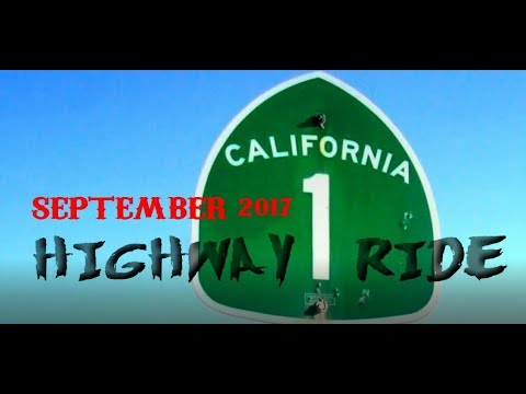 Highway 1 Ride   2017