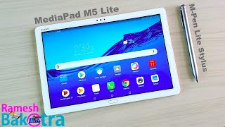 Huawei MediaPad M5 Lite Full Review