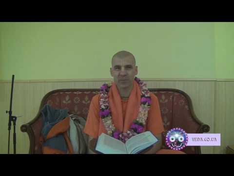 Шримад Бхагаватам 1.2.6 - Бхакти Расаяна Сагара Свами