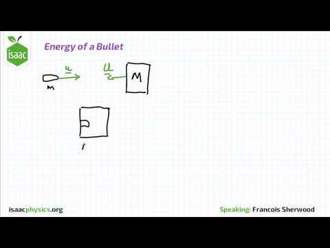 Energy of a Bullet - Dynamics Level 3