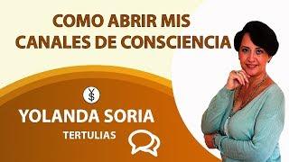 3  COMO ABRIR MIS CANALES DE CONSCIENCIA  por MarIa D  Obiols, Yolanda Soria, Luis Palacios