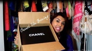 The Neon Factor :: Chanel UnBoxing Thumbnail