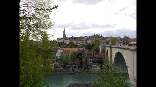 瑞士スイス旅行 2019 4 第5部  瑞士首都伯恩 スイス首都ベルン thumbnail