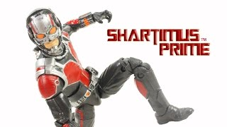 marvel legends ant man movie ultron baf wave toy infinite series action figure review