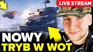 NOWY TRYB W WORLD OF TANKS - Order of War