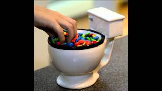 Funny Gift - Big Mouth Toys Toilet Mug Prank Gift