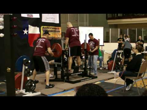 Matt De La Cruz Aggie Invitational 2-6-10