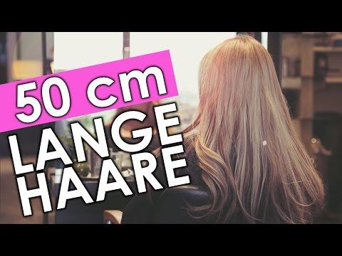 50 CM LANGE HAARE | KIM GLOSS