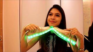 Comprinhas da China || Tênis de LED e outras coisinhas legais!!! thumbnail