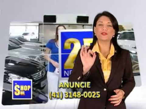 Apresentação TV SHOP SUL - Canal 25 da NET - Anna Motorocker - YouTube 93329c7f141