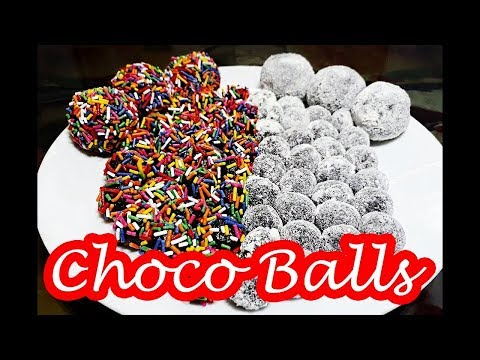BUSINESS IDEA!!! CHOCO BALLS!!! NO BAKE!!! SUPER EASY, AFFORDABLE AND DELICIOUS!!!