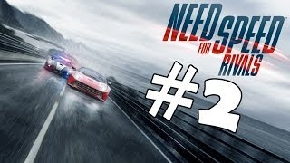 Need for Speed: Rivals Walkthrough Part 2 Racer Gameplay Let