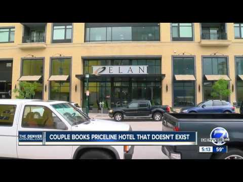 Couple says they booked room via Priceline but discovered there was no room or hotel