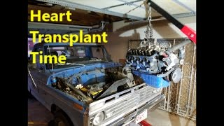Gambar cover 74 F100 Revival on a Budget - Low Buck 302/5.0 Engine Swap (PART 1)