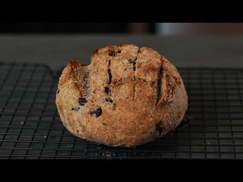 Healthy Bread Recipe | Olive, Rosemary & Reishi | Gluten Free Paleo Keto Friendly