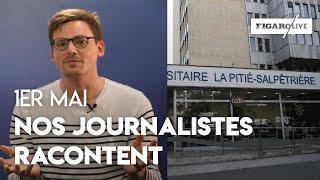 Intrusion à la Pitié-Salpêtrière: nos journalistes racontent