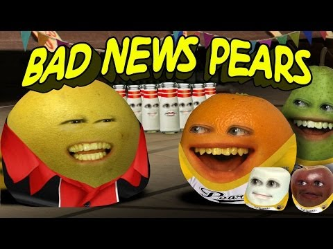 Annoying Orange HFA - Bad News Pears