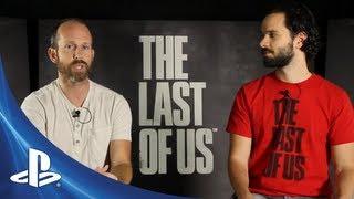The Last of Us -  Director's Video Blog  - Gamescom 2012 Presentation