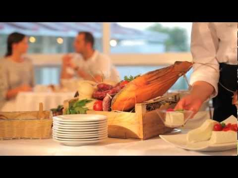 Gran Breakfast all'Atlantic Hotel di Riccione, 4 stelle Superior