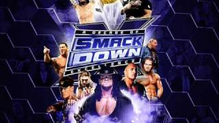 WWE Smackdown New Theme Song 2009 + Lyrics