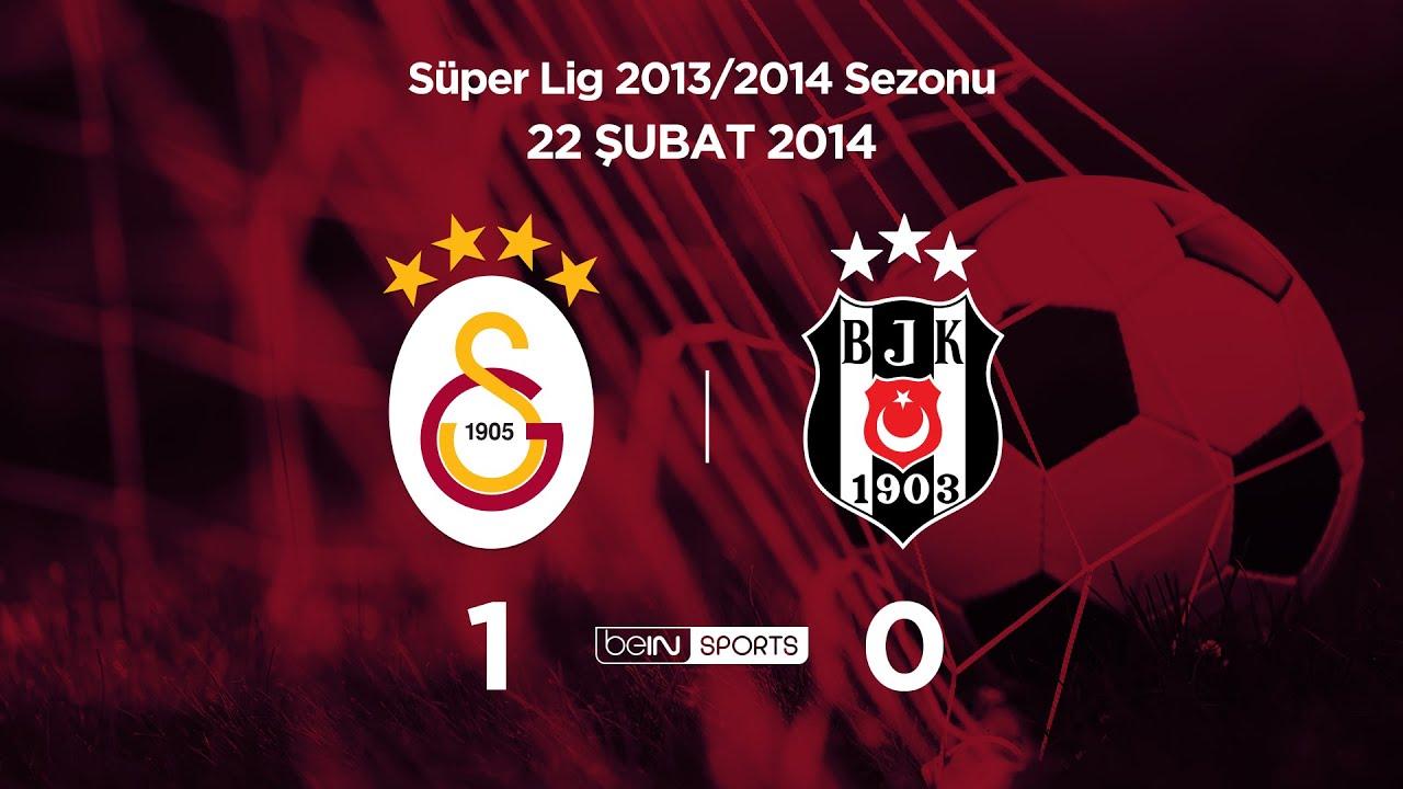 22.02.2014 | Galatasaray-Beşiktaş | 1-0