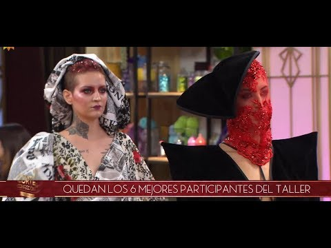 """Corte Y Confección - Programa 14/05/19 - """"Diseñadores Del Mundo"""""""