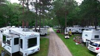RV Village Camping Resort in Mercer, PA