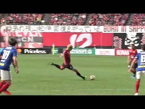 【Jリーグ2019】直接FK・CKゴール集(J1)